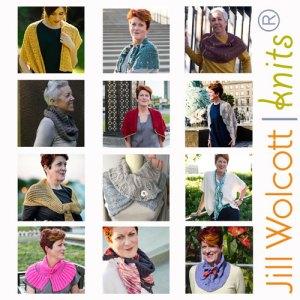 GAL2019: Discounted patterns from Jill Wolcott Knits