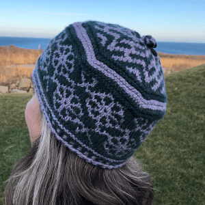 Southeast Light: Hat in two colors and six sizes. Shown is size M