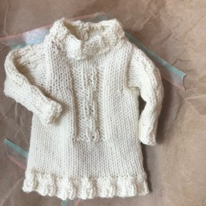 Catena Quarter Scale Pullover