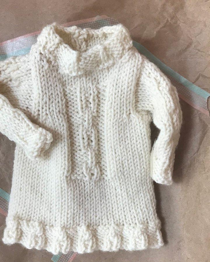 Catena Quarter Scale Pullover