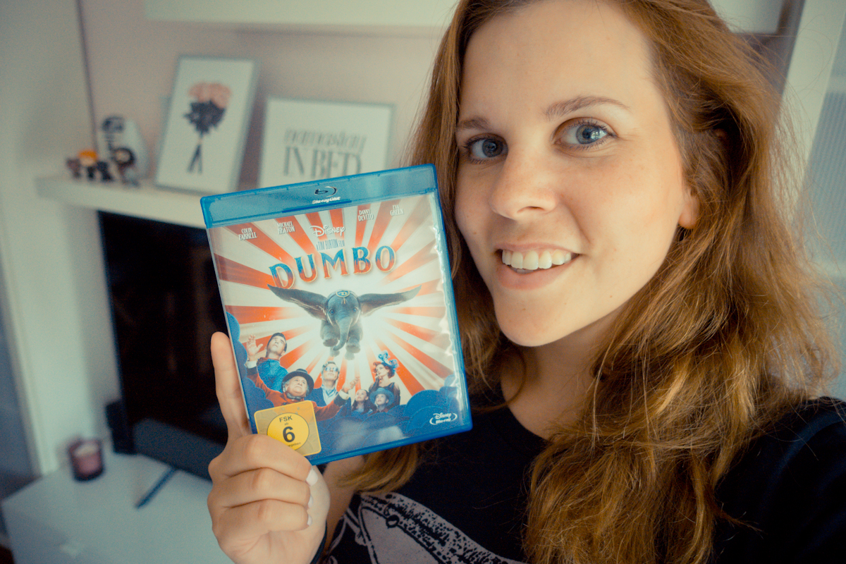 Blu-ray Special: Dumbo