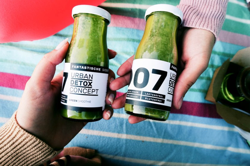 Smoothies von Urban Detox