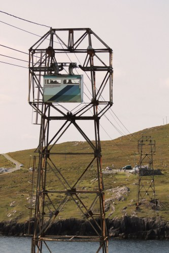 Cable Car nach Dursey Island
