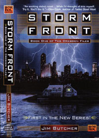 Dresden Files: Storm Front