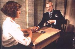 Wimsey and Vane in the first of three films.