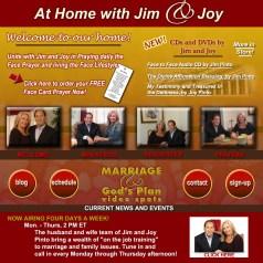 Jim and Joy Pinto's Home Page