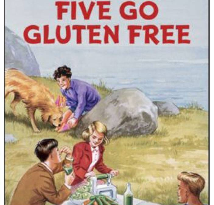 Ya Gotta Laugh. Enid Blyton's Famous Five spoof books to be published