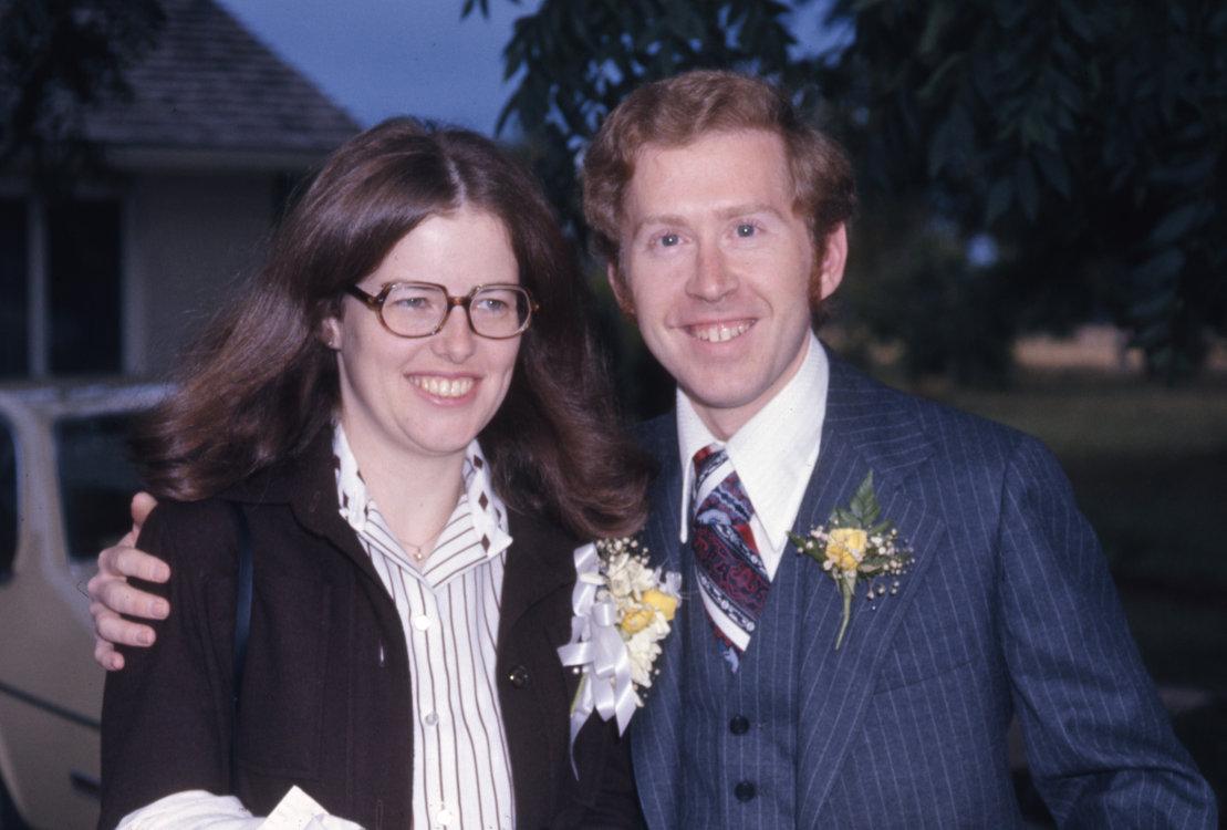 Kris and Jim wedding