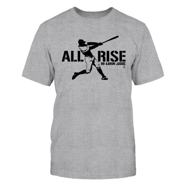Aaron Judge - All Rise - Black Print