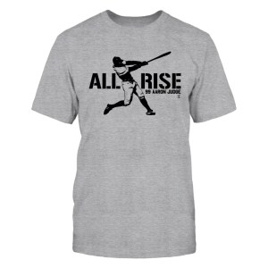 Aaron Judge - All Rise - Black Print