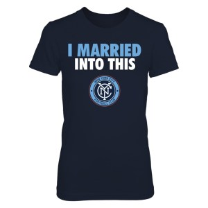 New York City FC - I Married Into This