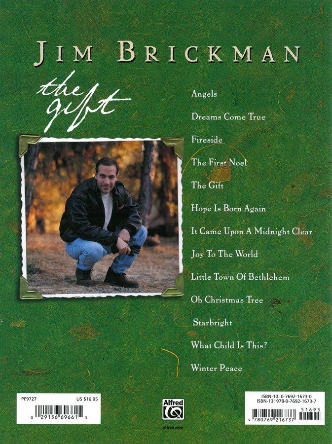 Jim Brickman Christmas Album