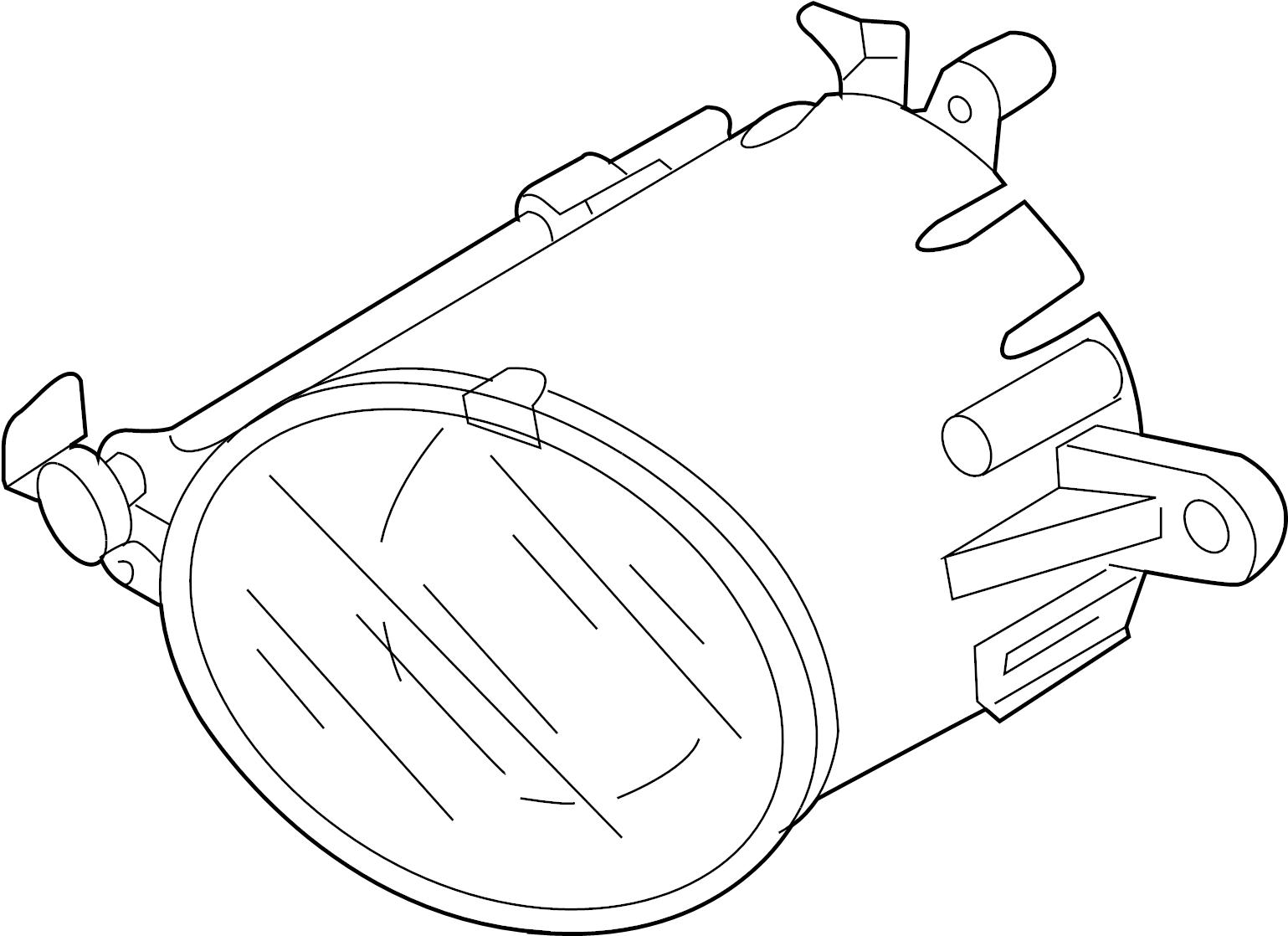 Audi Q7 Halogen Bulb For Low Beam Light Bulb