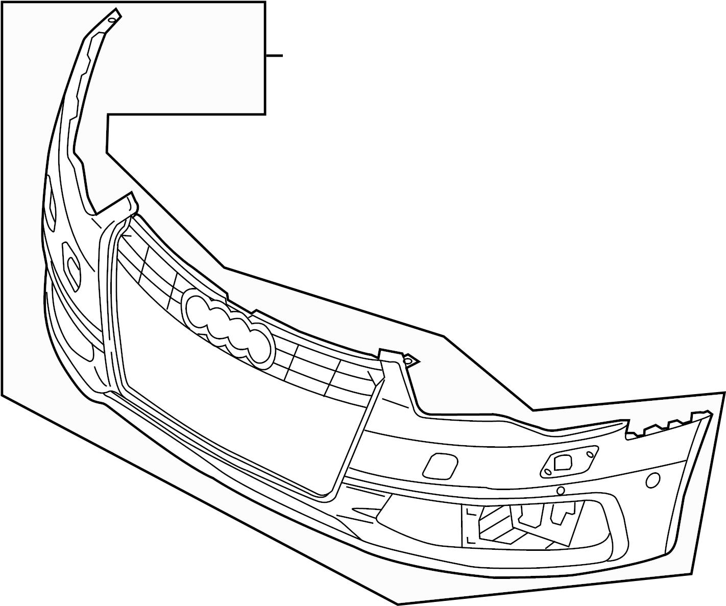 Audi A6 Primed
