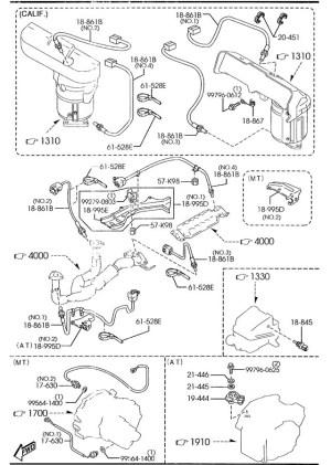 KLG418221  Mazda Sensor, crankshaft posi | Jim Ellis