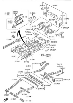 Mazda B2600 Wiring Diagram Mazda Auto Wiring Diagram