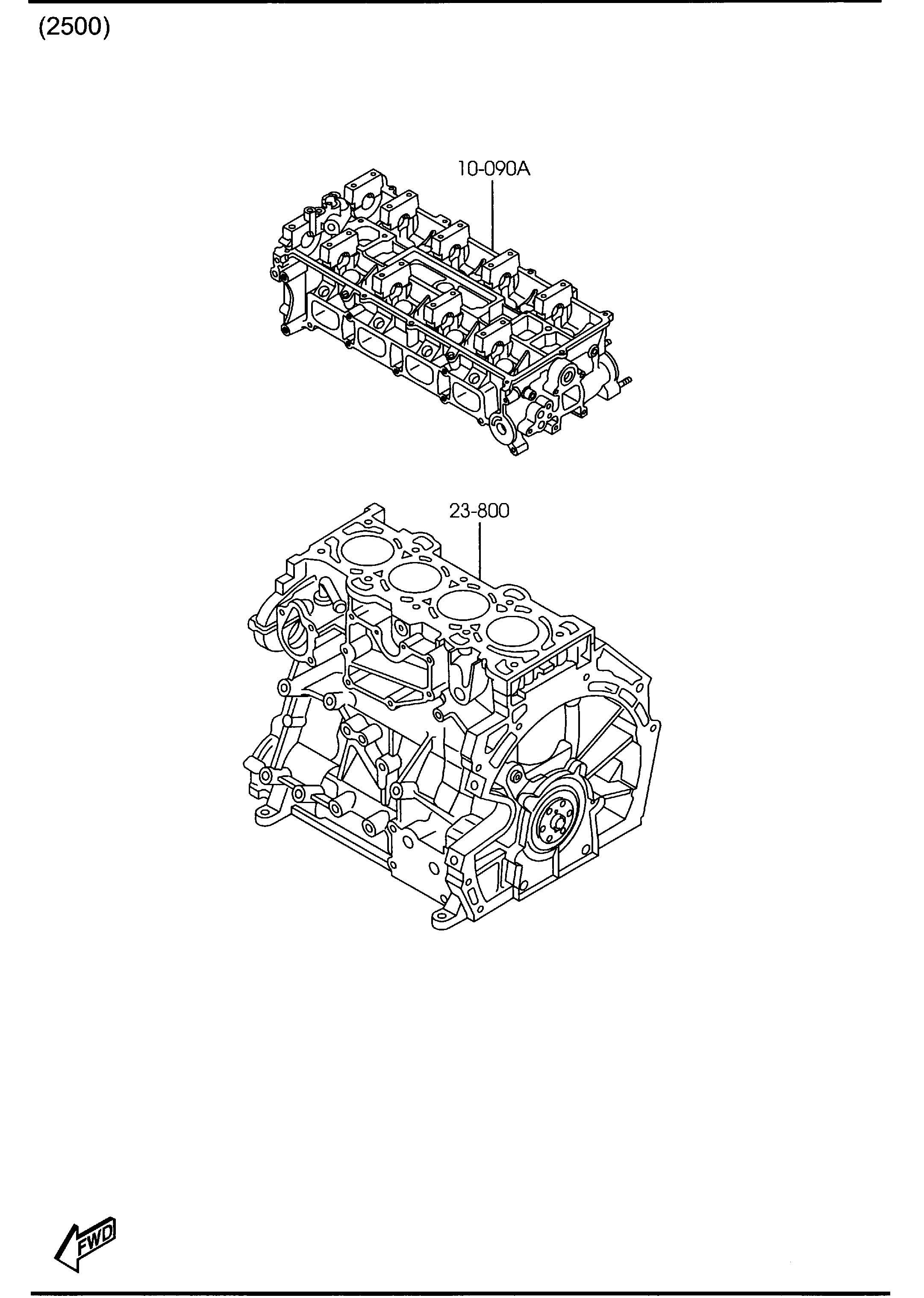 Mazda Cx 7 Gasket Set Engine Gaskets