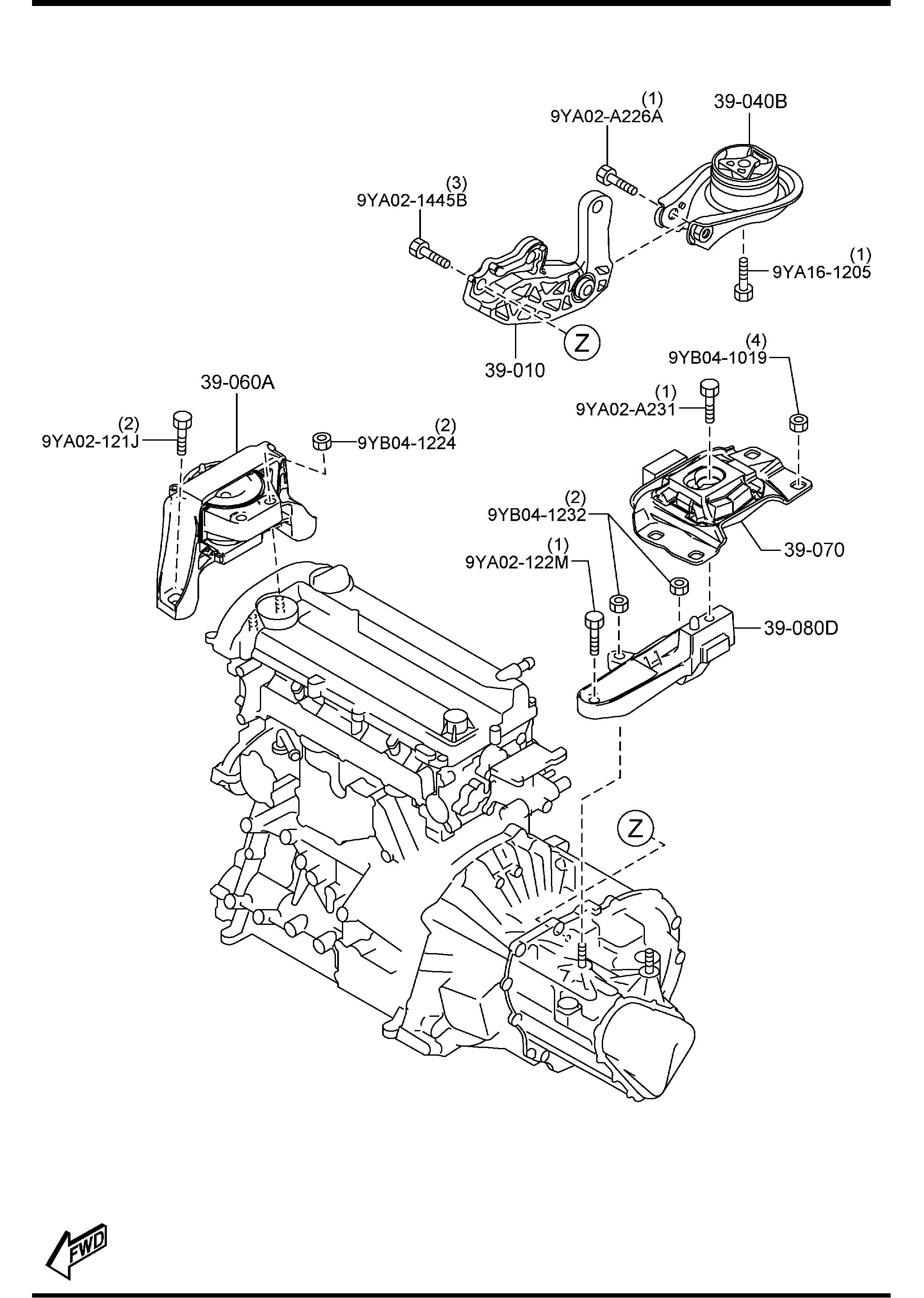 99 Miata Engine Diagram | Machine Repair Manual