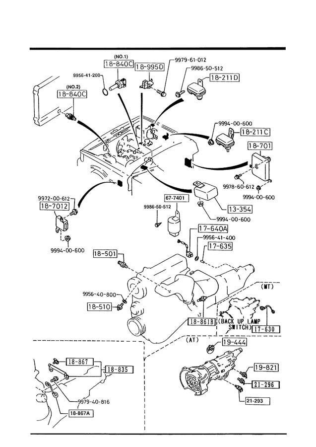 90 Honda Accord Vacuum Diagram