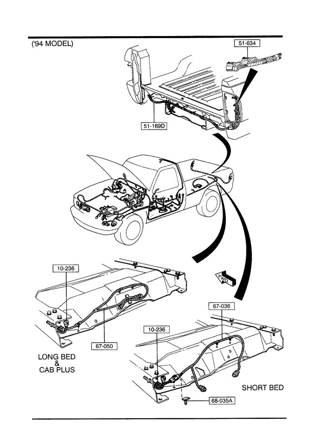 Diagram 87 Mazda B2200 Wiring Diagram