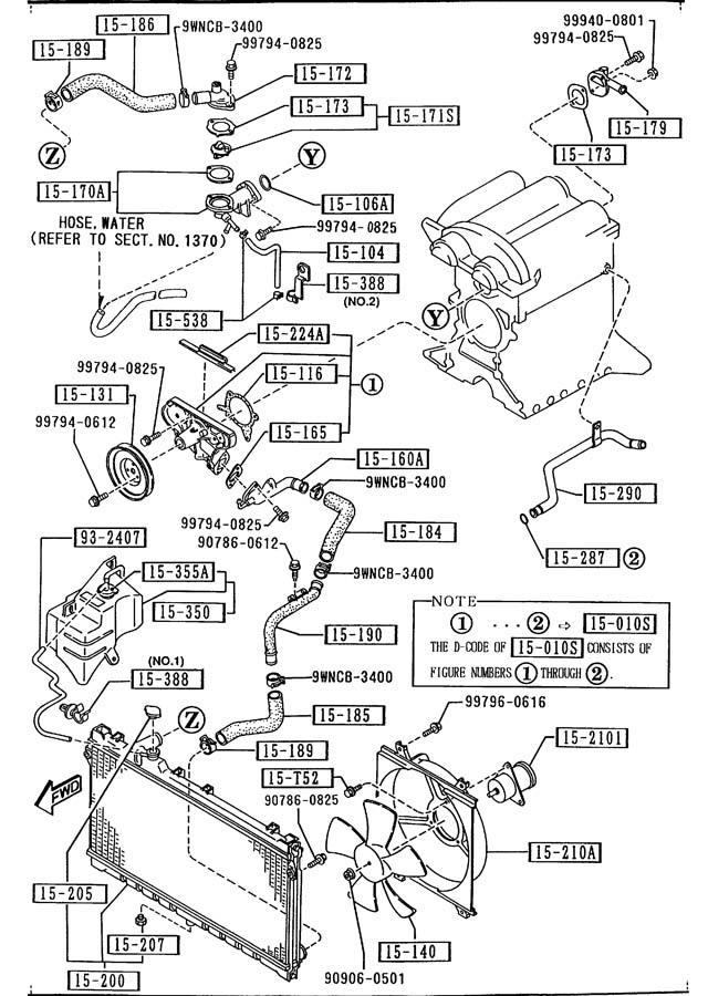 Diagram Mazda Mx3 V6 Workshop Wiring Diagram