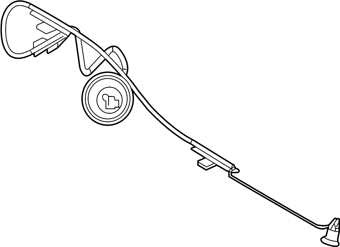Mazda Mazda 3 Wiring Harness Connector Hatchback