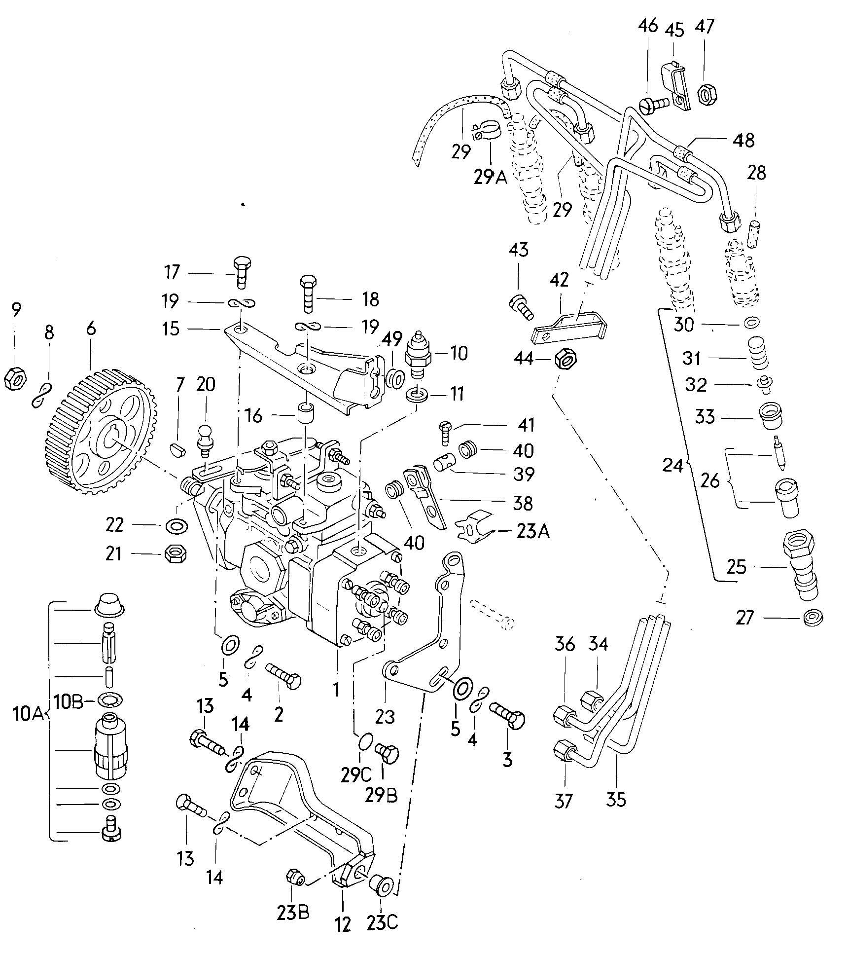 Diagram Vw Cabrio Wiring Diagrams Full Version Hd