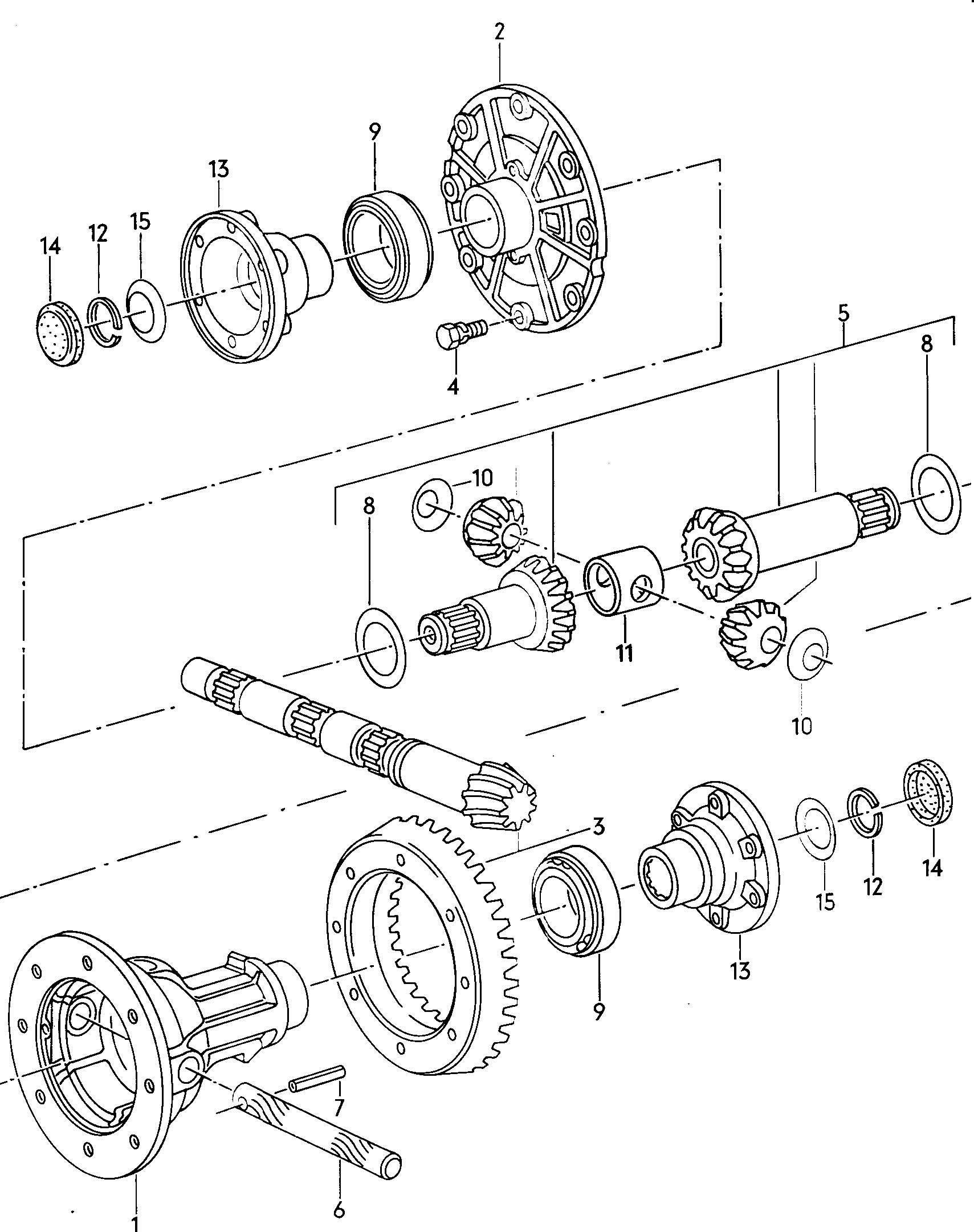 Volkswagen Vanagon Parts