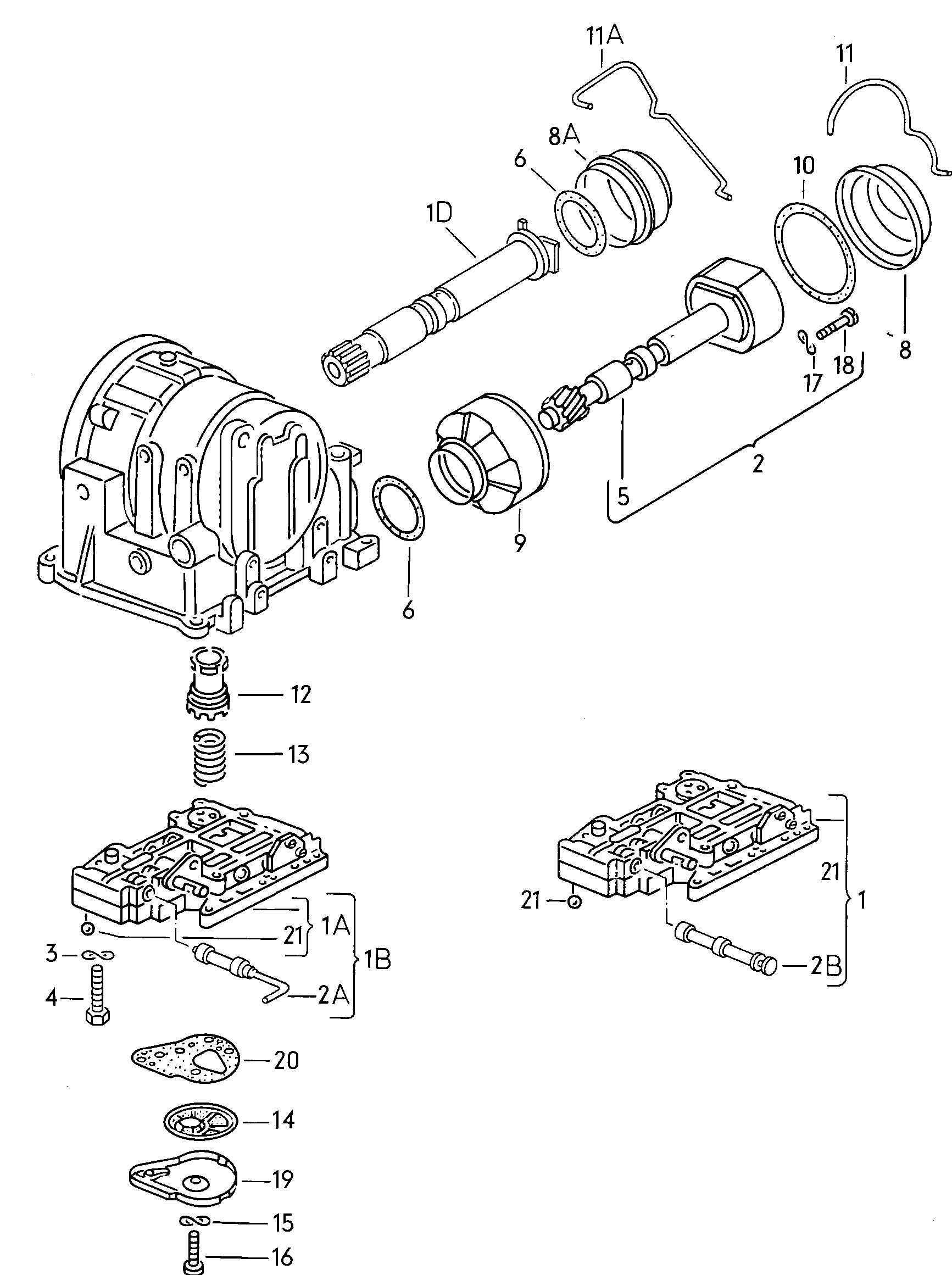 Volkswagen Jetta Round Seal Strainer Buqusy