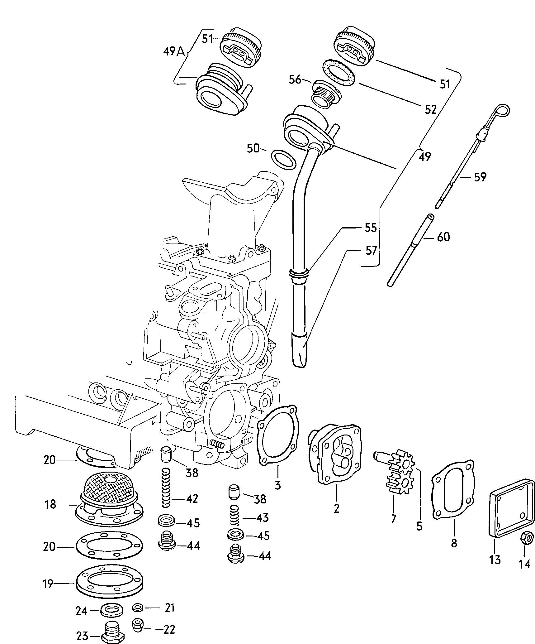 Volkswagen Type 2 Gasket Neck
