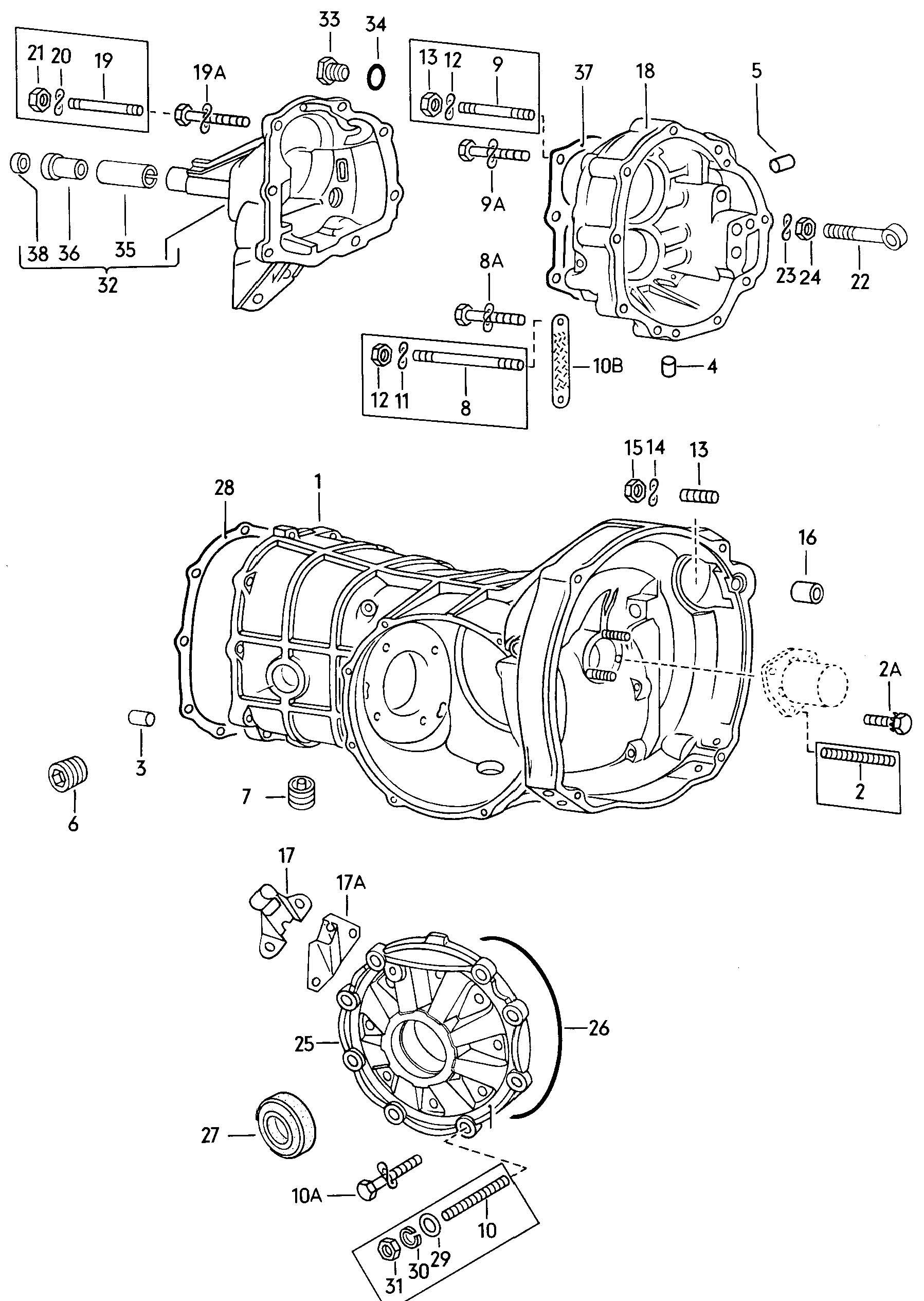 Parts Volkswagen Parts