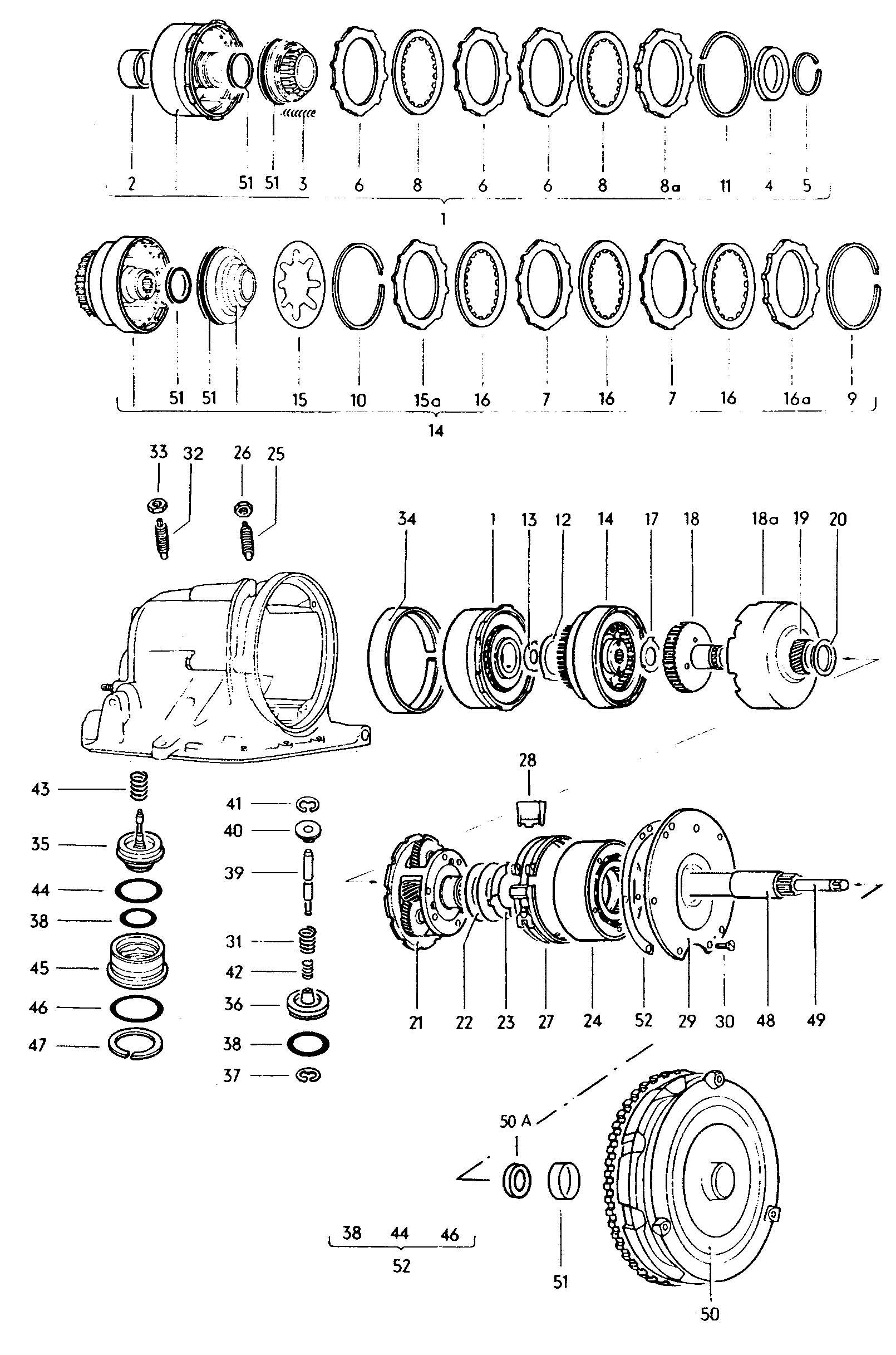 Volkswagen Type 4 Seal Ring Sealing Washer