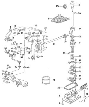 Volkswagen Jetta 25L 5 Cylinder Clamp CLIP  1J0711603 | Jim Ellis Volkswagen, Atlanta GA