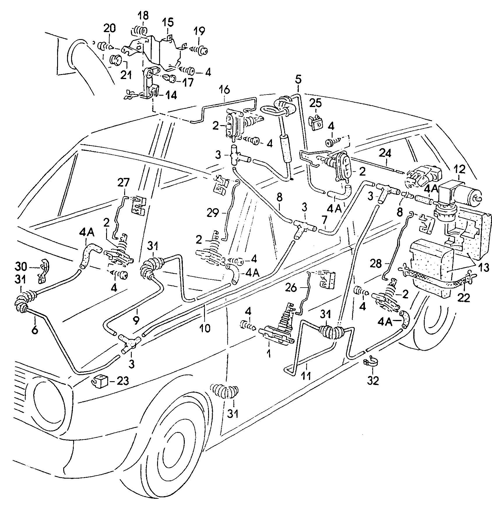 Volkswagen Jettum Interior