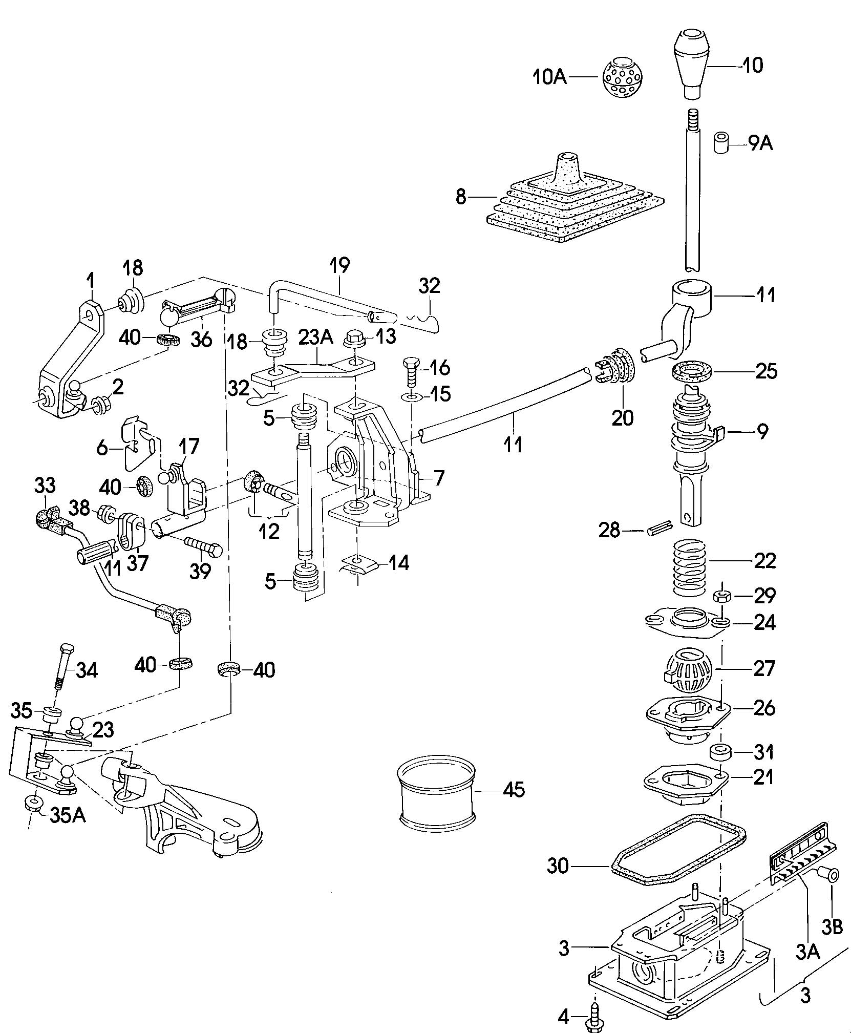 Volkswagen Jetta 2 5l 5 Cylinder Clamp Clip