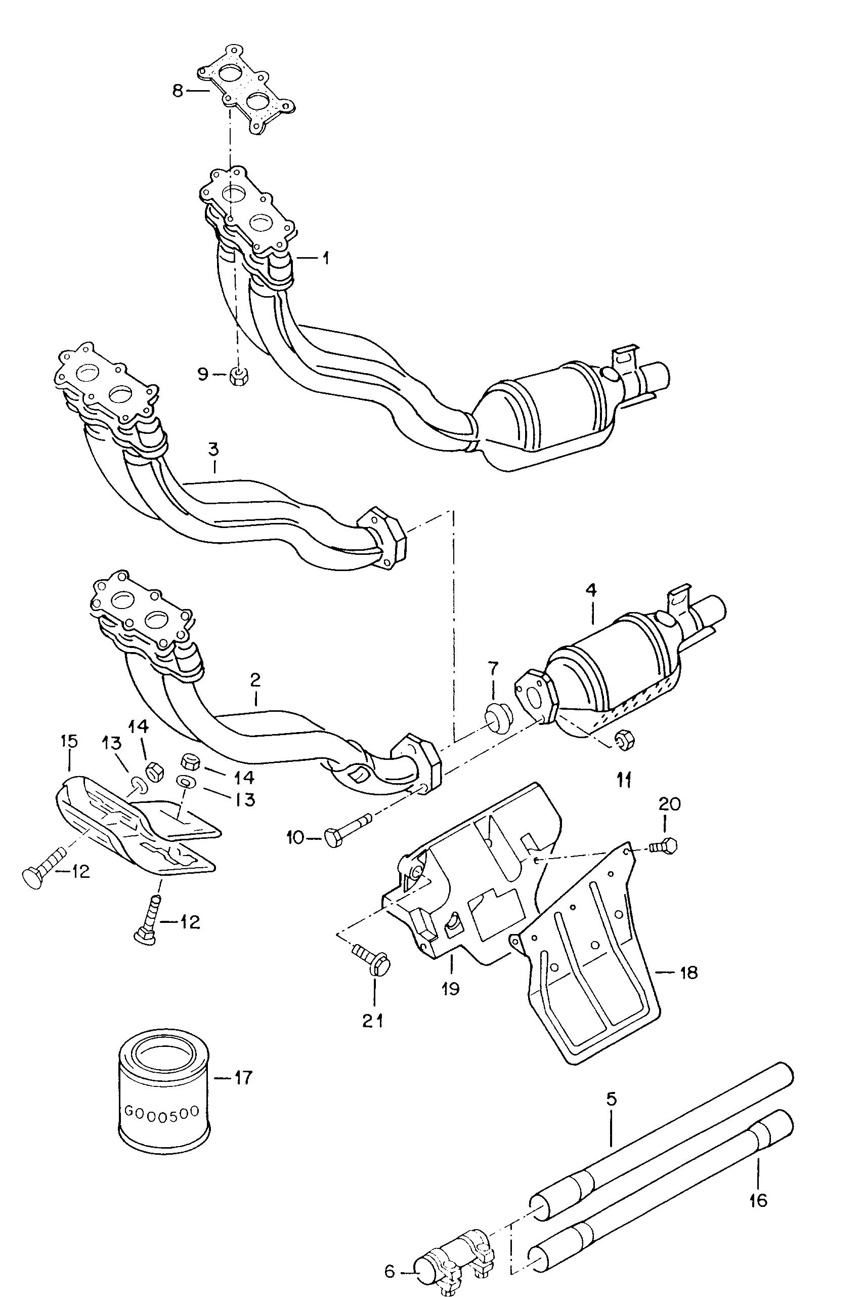 Vw Jetta 1 8t Serpentine Belt Diagram