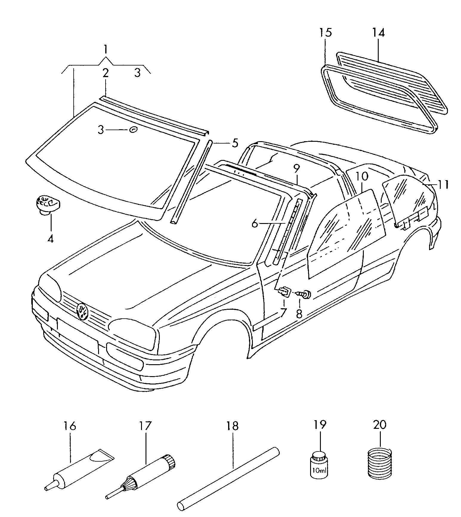 Volkswagon Kit Car