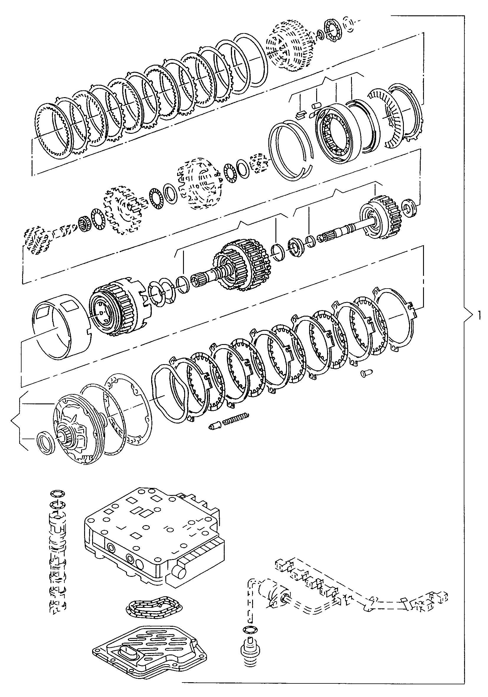 Volkswagen Gasket Change