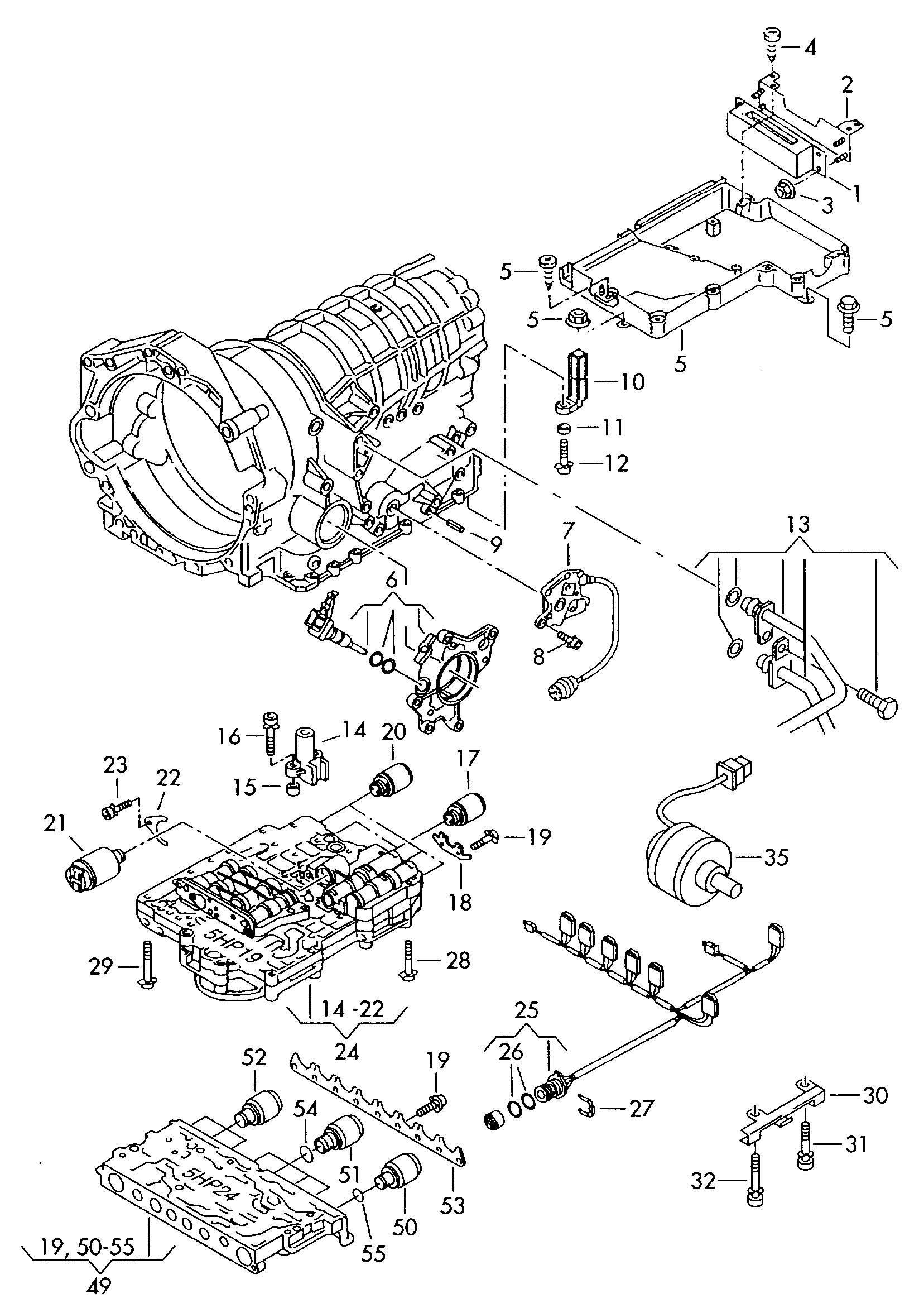 Vw Routan Engine Diagram