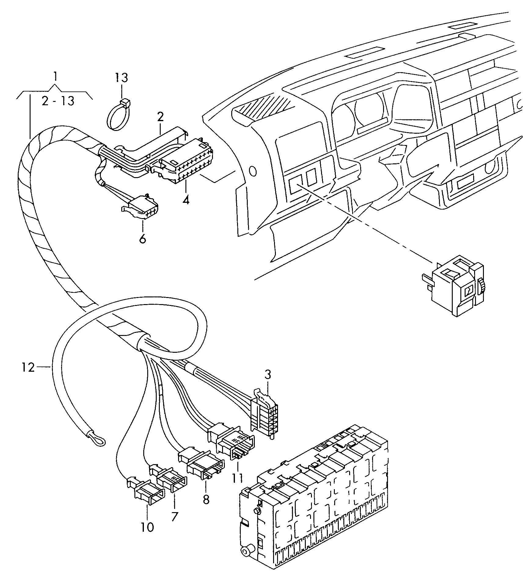 Eurovan Wiring Diagram