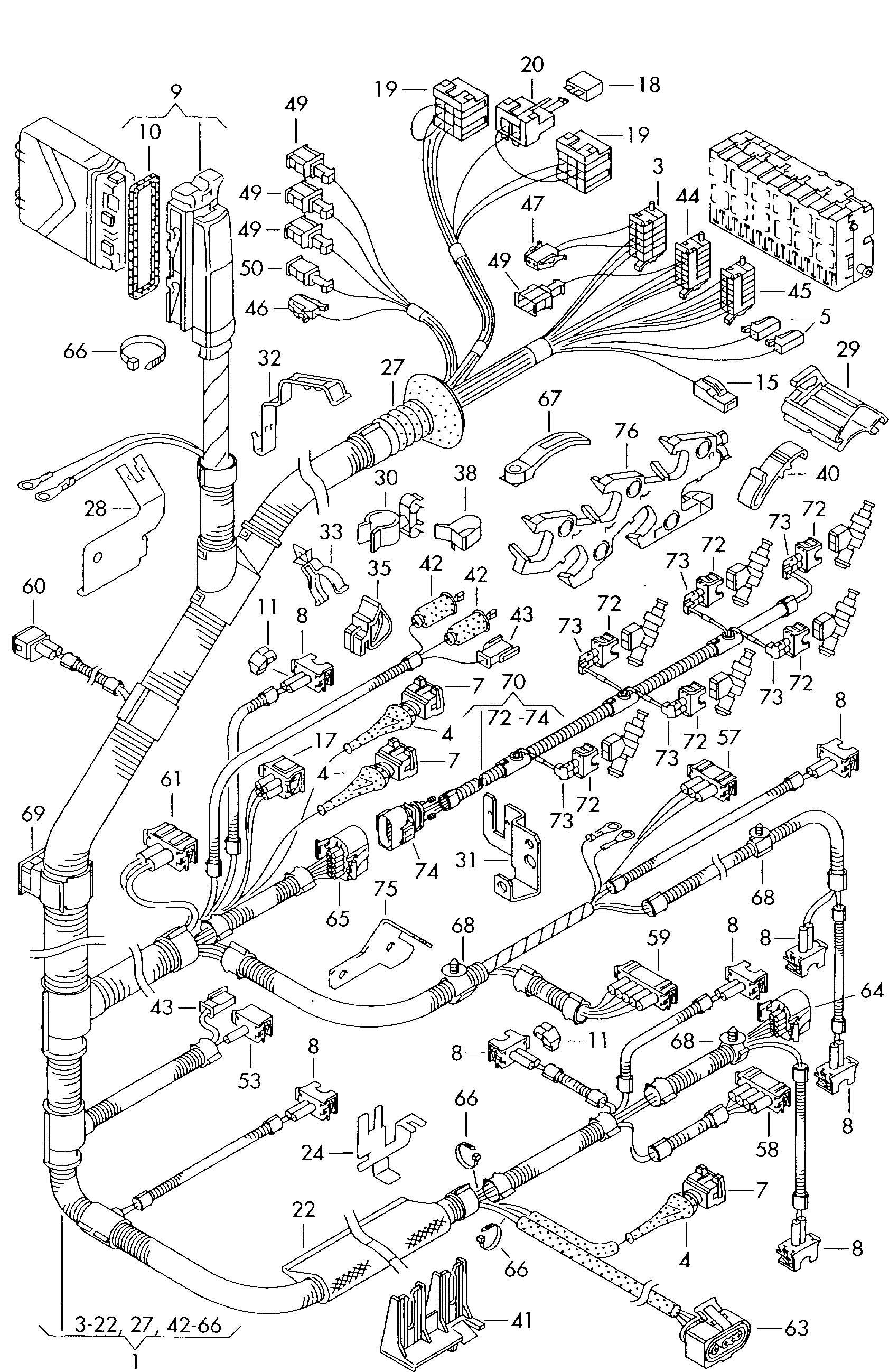 Vw Eurovan Wiring Diagram
