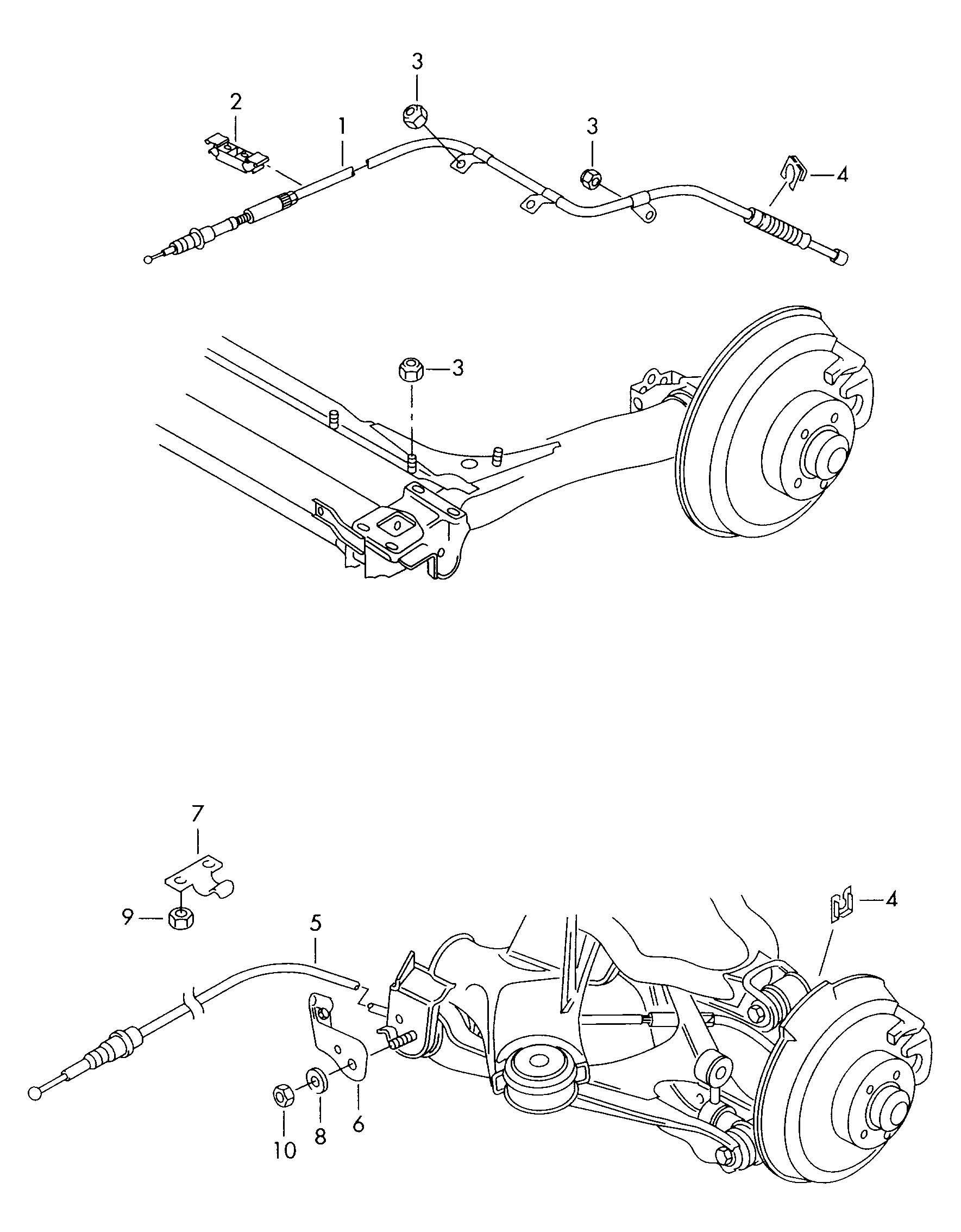 Volkswagen Passat Hex Nut Self Locking See Drawing