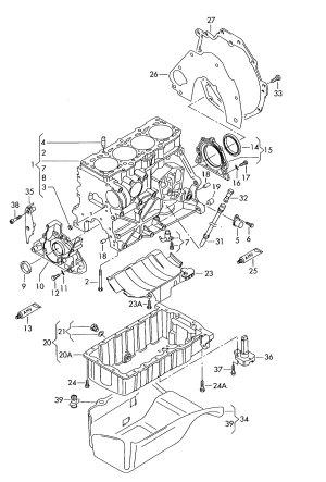 [WRG4232] Passat Tdi Engine Diagram