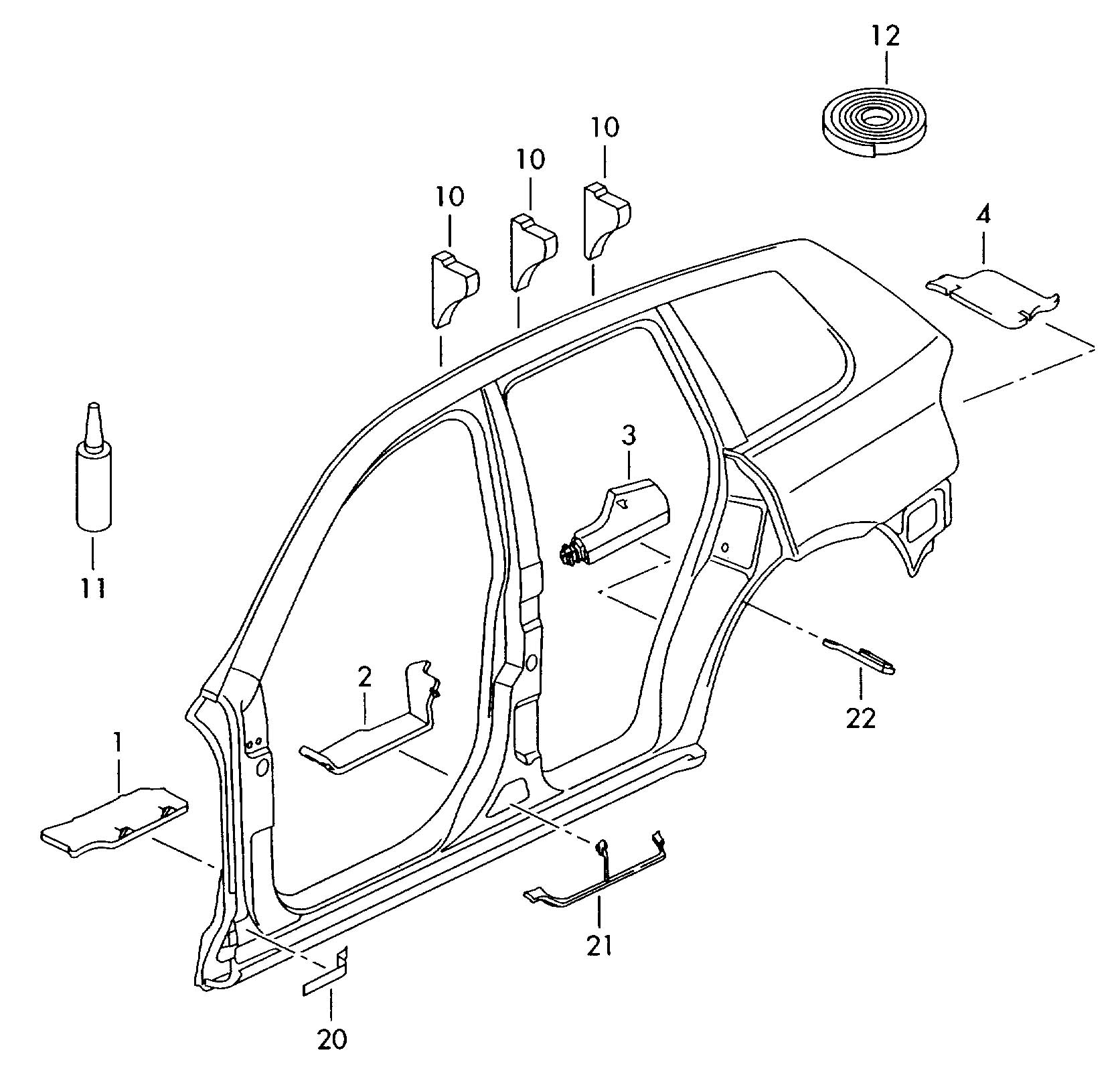 Volkswagen Touareg To Fit Use Workshop Material Sound