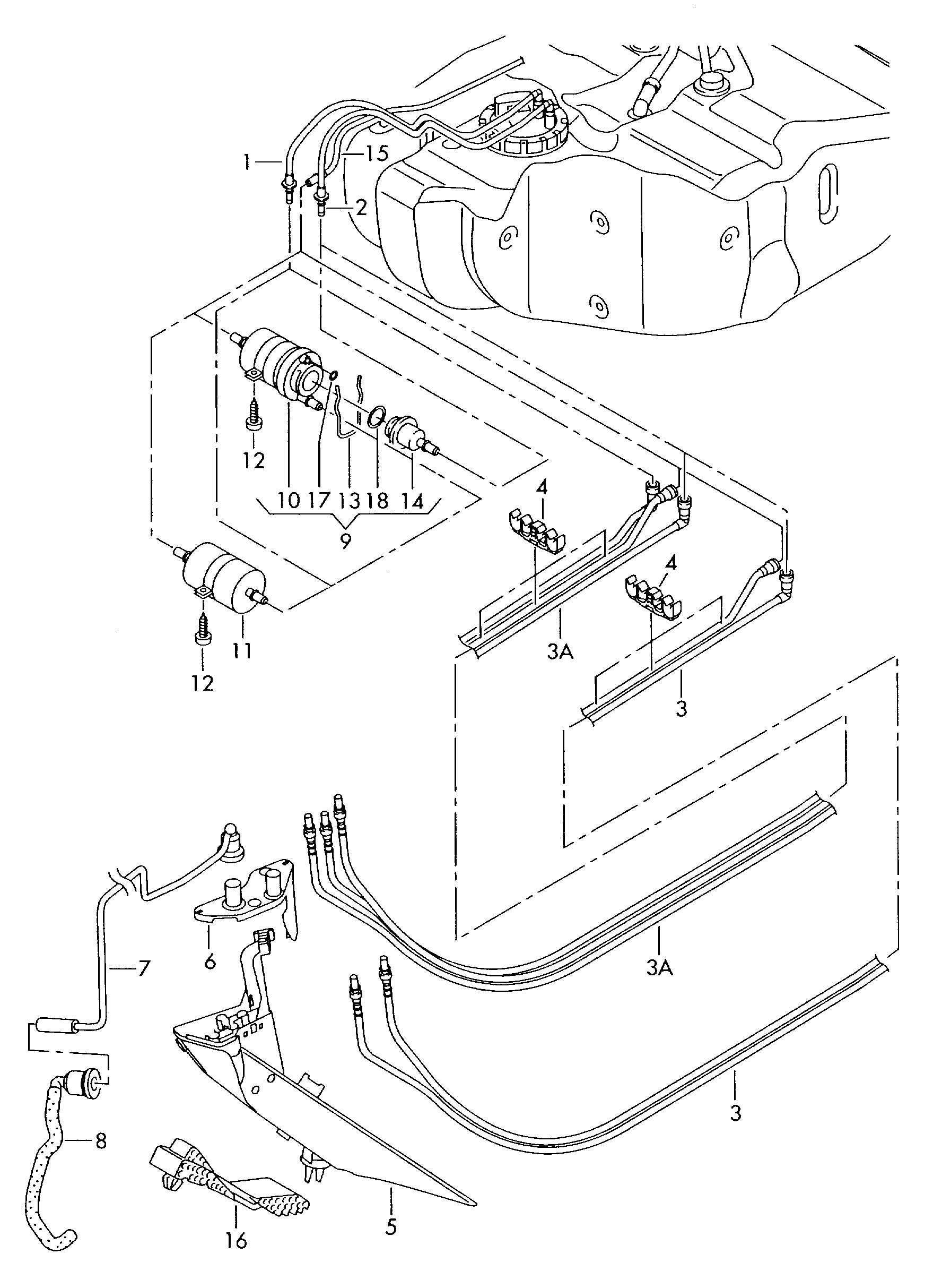 Engine Cooling System Diagram Gas