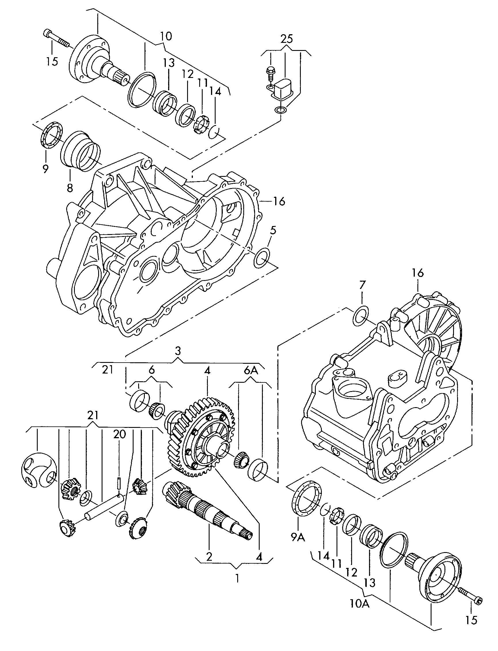 Volkswagen Beetle Wiring Diagram