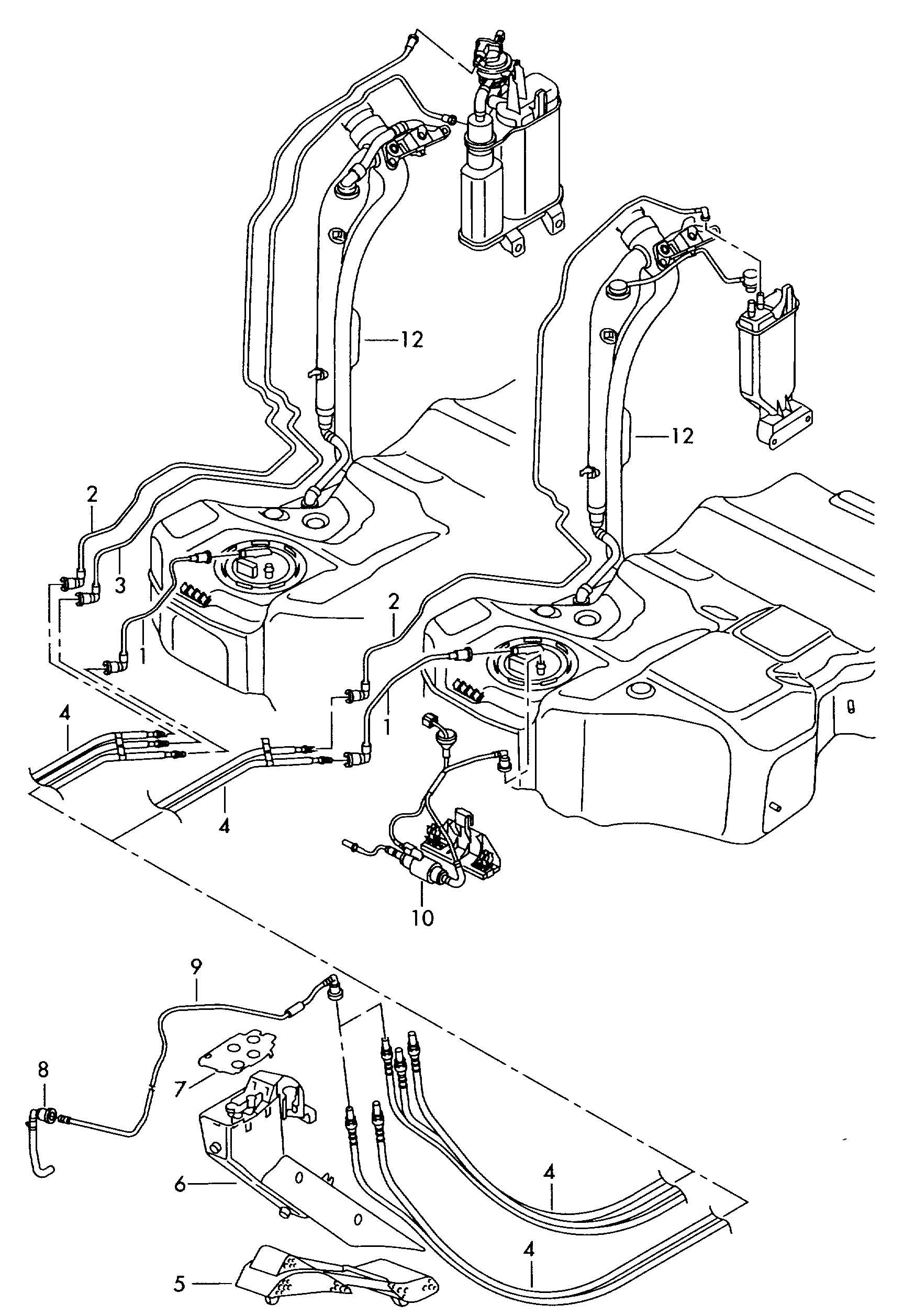 Volkswagen Cc Fuel Pump