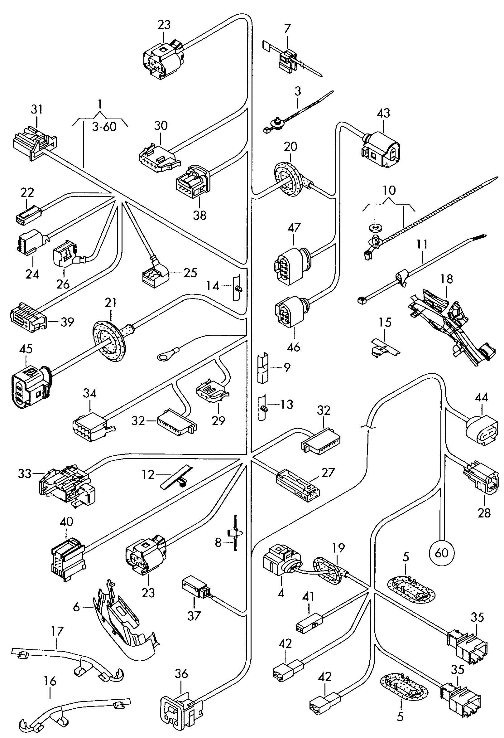 Vw T4 Transmission Diagram