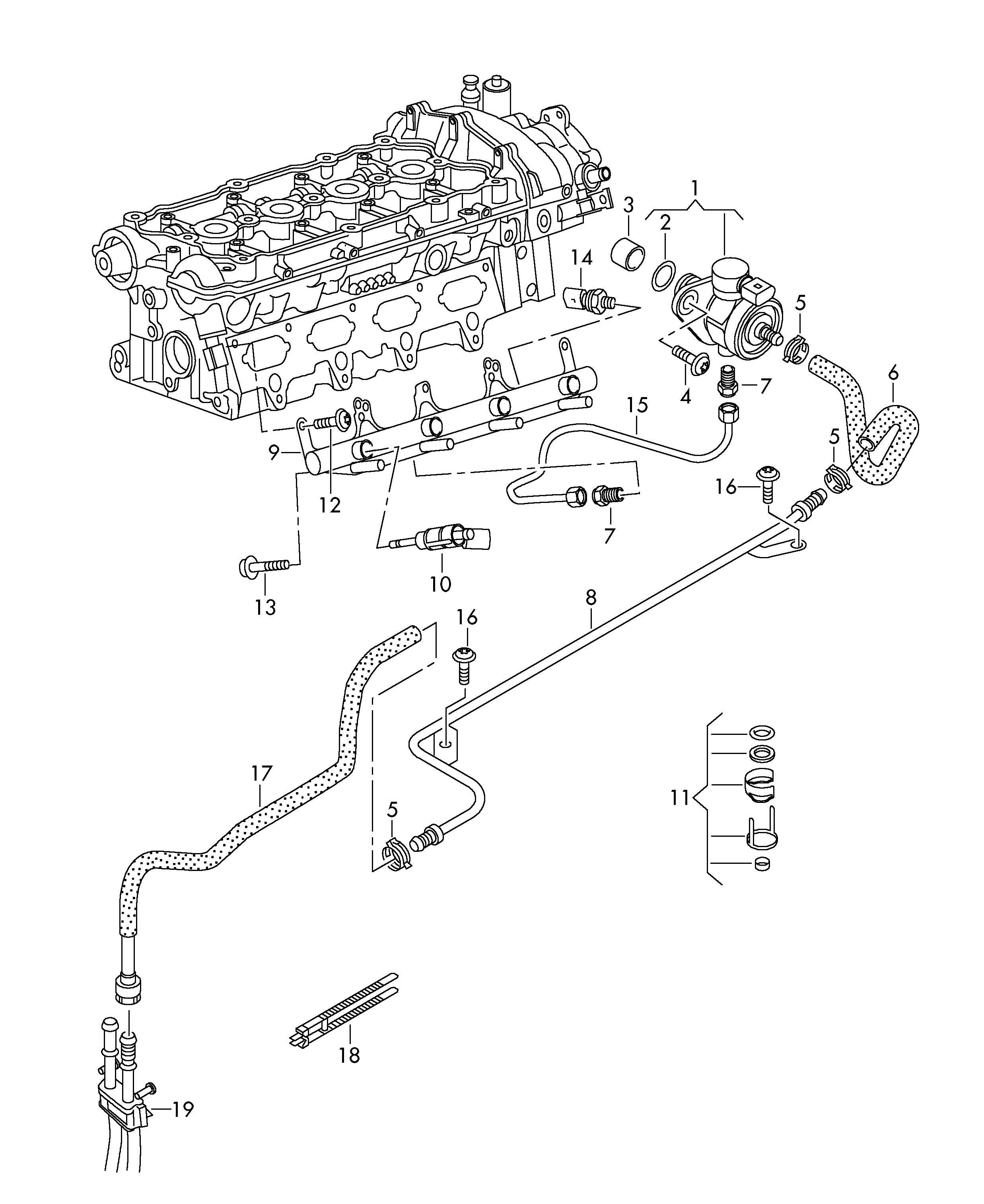 Volkswagen Tiguan Adapter Only For
