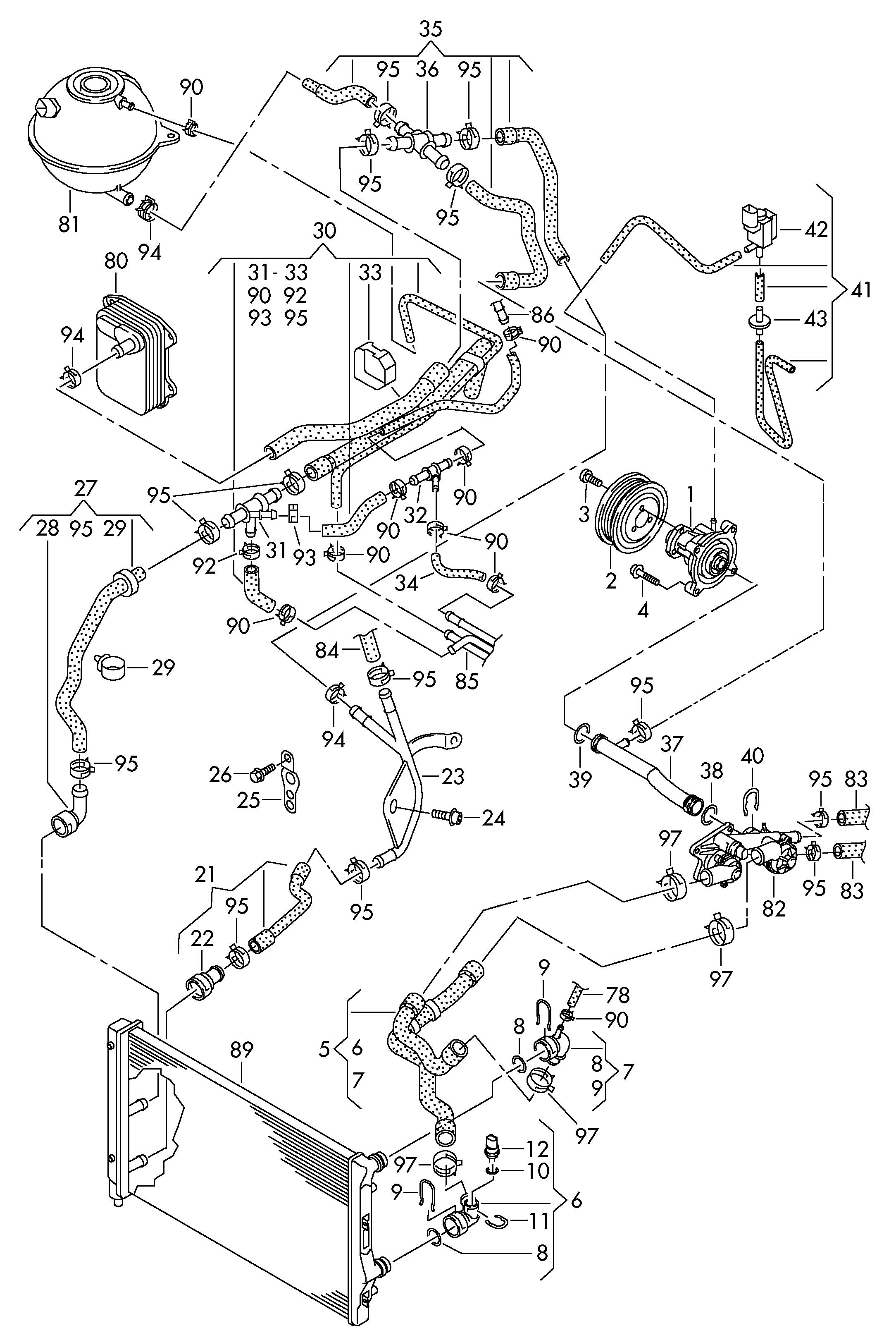 Diagram Vw Jetta 5 Cylinder Engine Diagram Full
